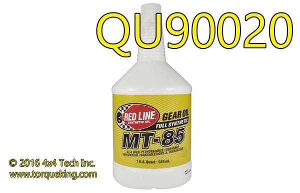 QU90020 NV4500 TRANSMISSION OIL 1 QUART