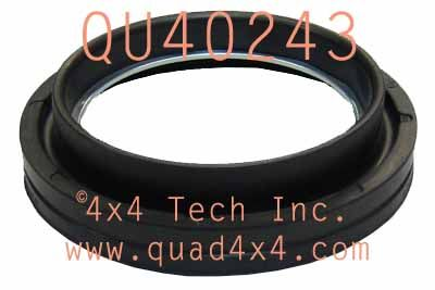 QU40243 AXLE TUBE DUST SEAL
