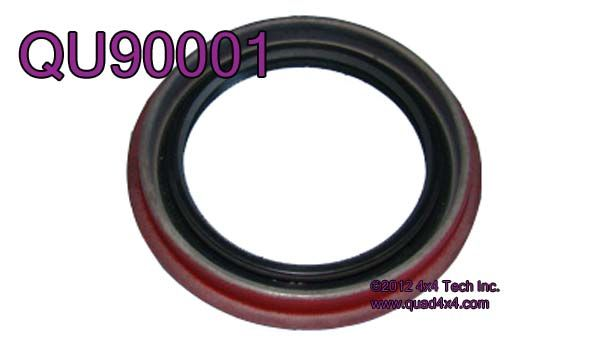 QU90001 FLANGED WHEEL SEAL