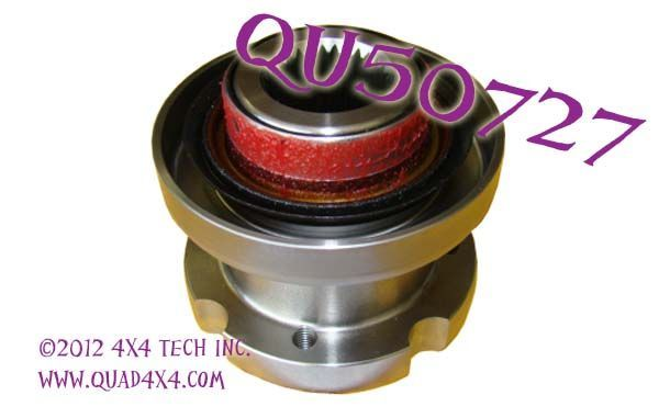 Qu front pinion flange in aam dodge beam axle