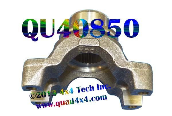 QU40850B NEW BLEM FORD PIN YOKE