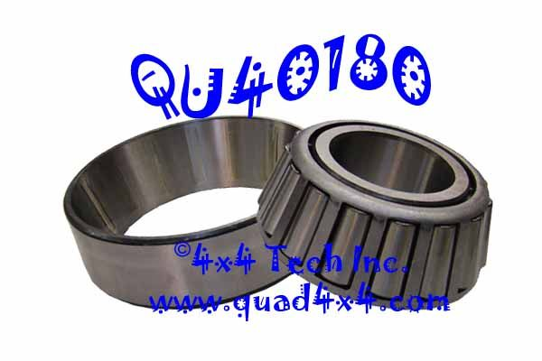 QU40180 INN PINION BEARING SET
