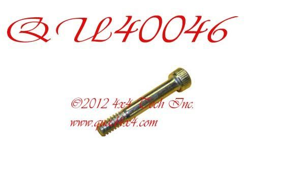 QU40046 HUB SCREW