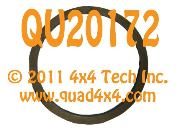QU20172 3.5MM COUNTERSHAFT SHIM