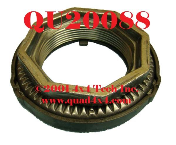 Qu20088 Rear Spindle Nut In Ford Dana Rear Axle Parts