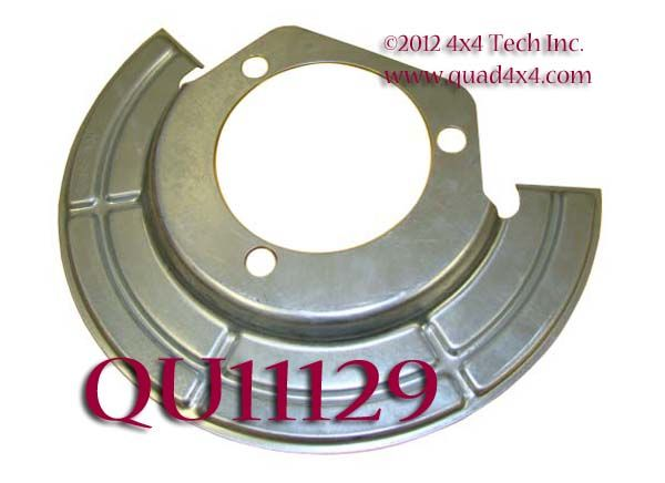 67-71 D30-SCOUT AXLE & SPINDLE