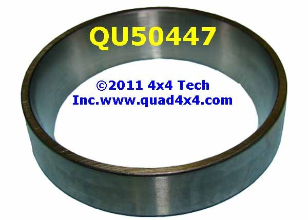 QU50447 DIFF/WHEEL BEARING CUP