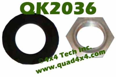 QK2036 NUT AND WASHER KIT