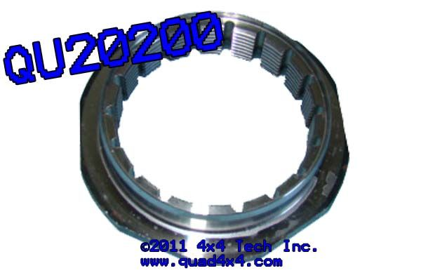 Ford Dana 50 Spindle Nuts : Qu spindle nut auto hub in ford d