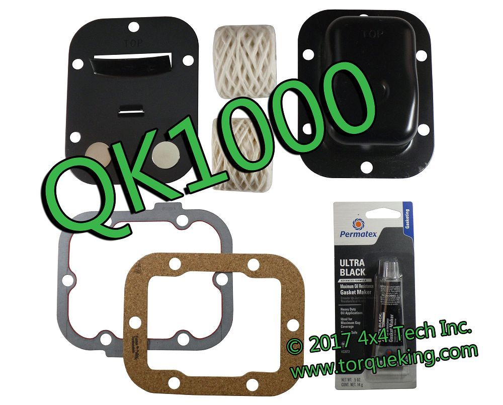 QK1000 Manual Trans Filter Kit