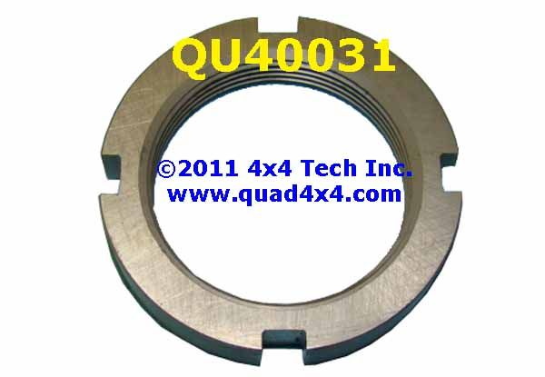 QU40031 OUTER SPINDLE NUT