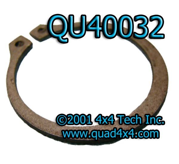 QU40032 AXLE SHAFT SNAP RING