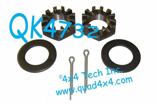 QK4732 NUT AND WASHER SET