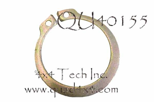 QU40155 AXLE SHAFT SNAP RING