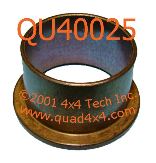 QU40025 AXLE SHAFT BUSHING