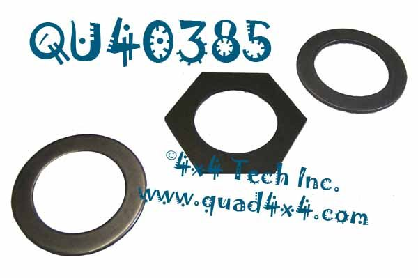 QU40385 3PC THRUST WASHER SET
