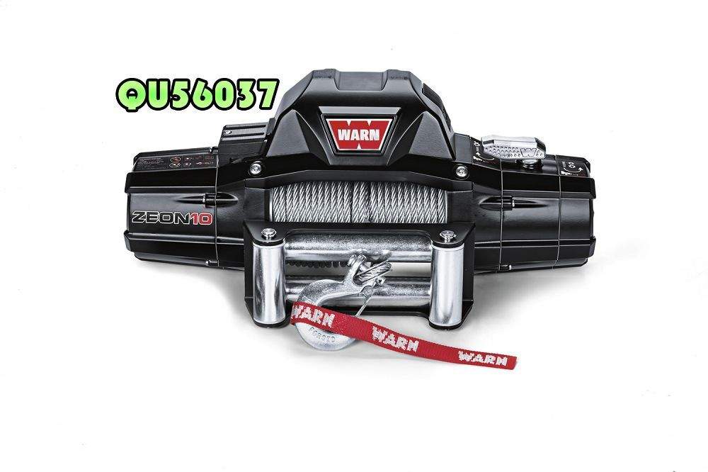 QU56037 ZEON 10 WARN WINCH