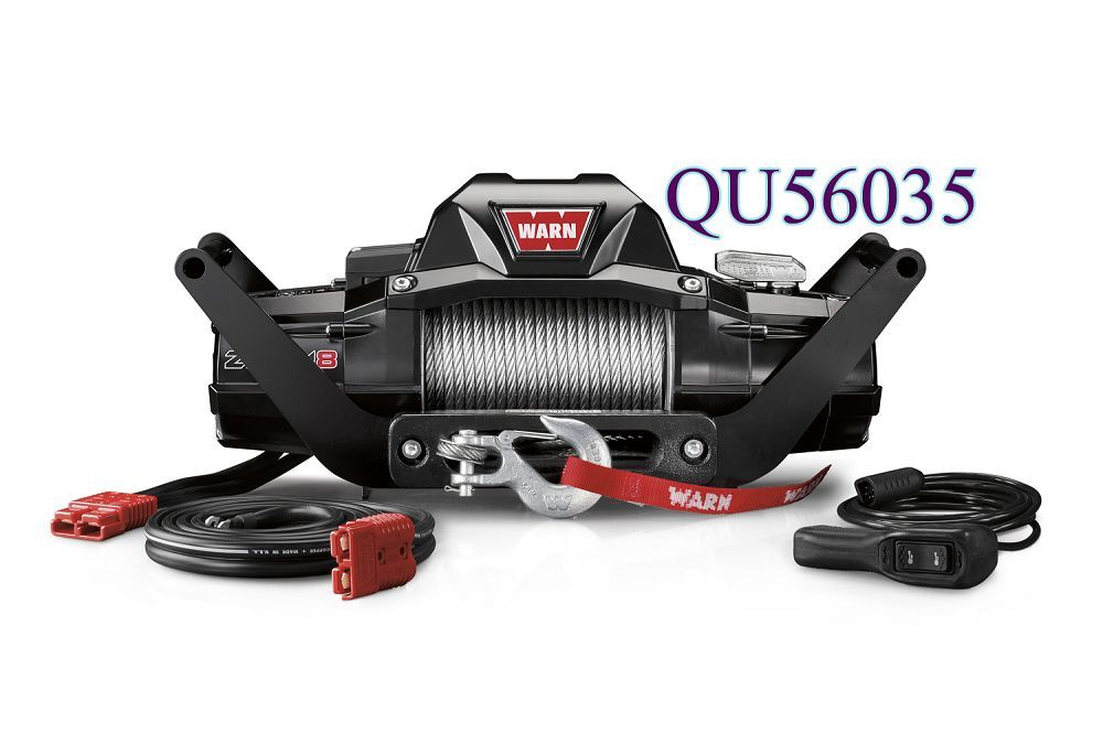 QU56035 ZEON8 MULTI-MOUNT WINCH