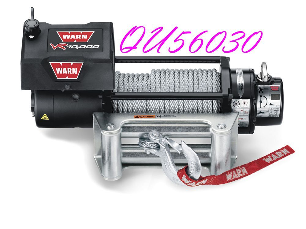 QU56030 10,000LB WARN WINCH