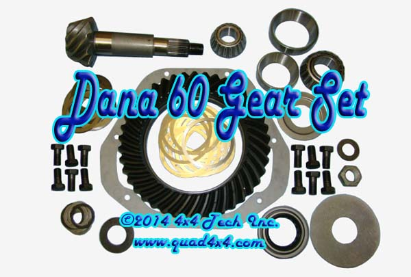 Qu40620 torque king 4x4 for Dana motors billings mt