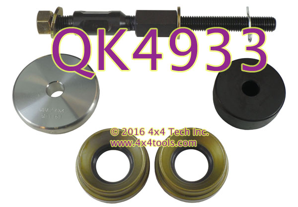 Qk4933 torque king 4x4 for Dana motors billings mt