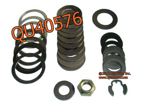 Qu40576 torque king 4x4 for Dana motors billings mt