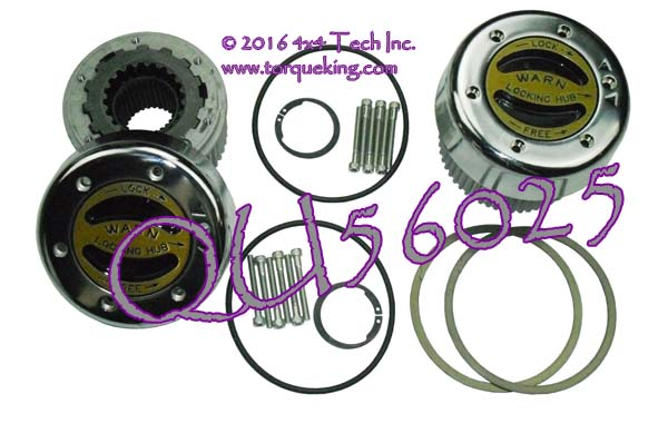 NEW Dana 50IFS Hubs and Spindles and Dana Front Axle Parts