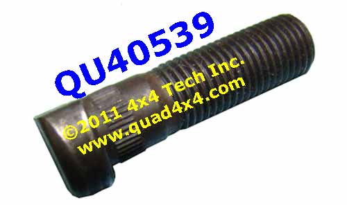 Qu40539 1992 1997 ford dana 60 spindle bolt for Dana motors billings mt