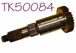 NP205 Heavy Duty Rear Output Shaft
