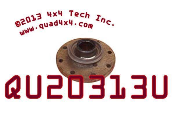 Qu u ford pin flange yoke in dana rear axle parts