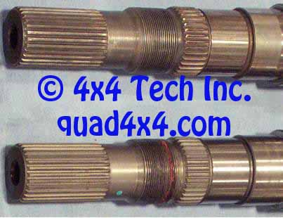 NV4500 Transmission NV4500 5th Gear Failures & Solutions