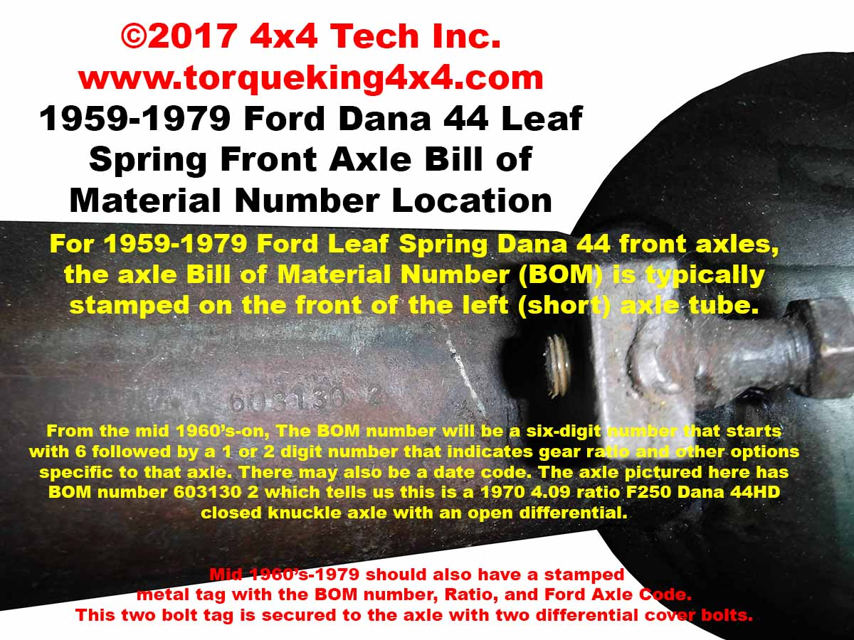 dana_44_inner_axle_oil_seal_and_tool_applications - Torque