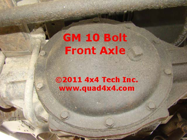 Gm Bfcover on Chevy Front Differential Diagram