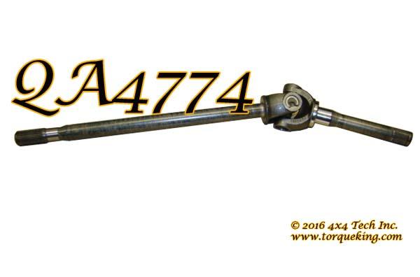qk4774 - Torque King 4x4