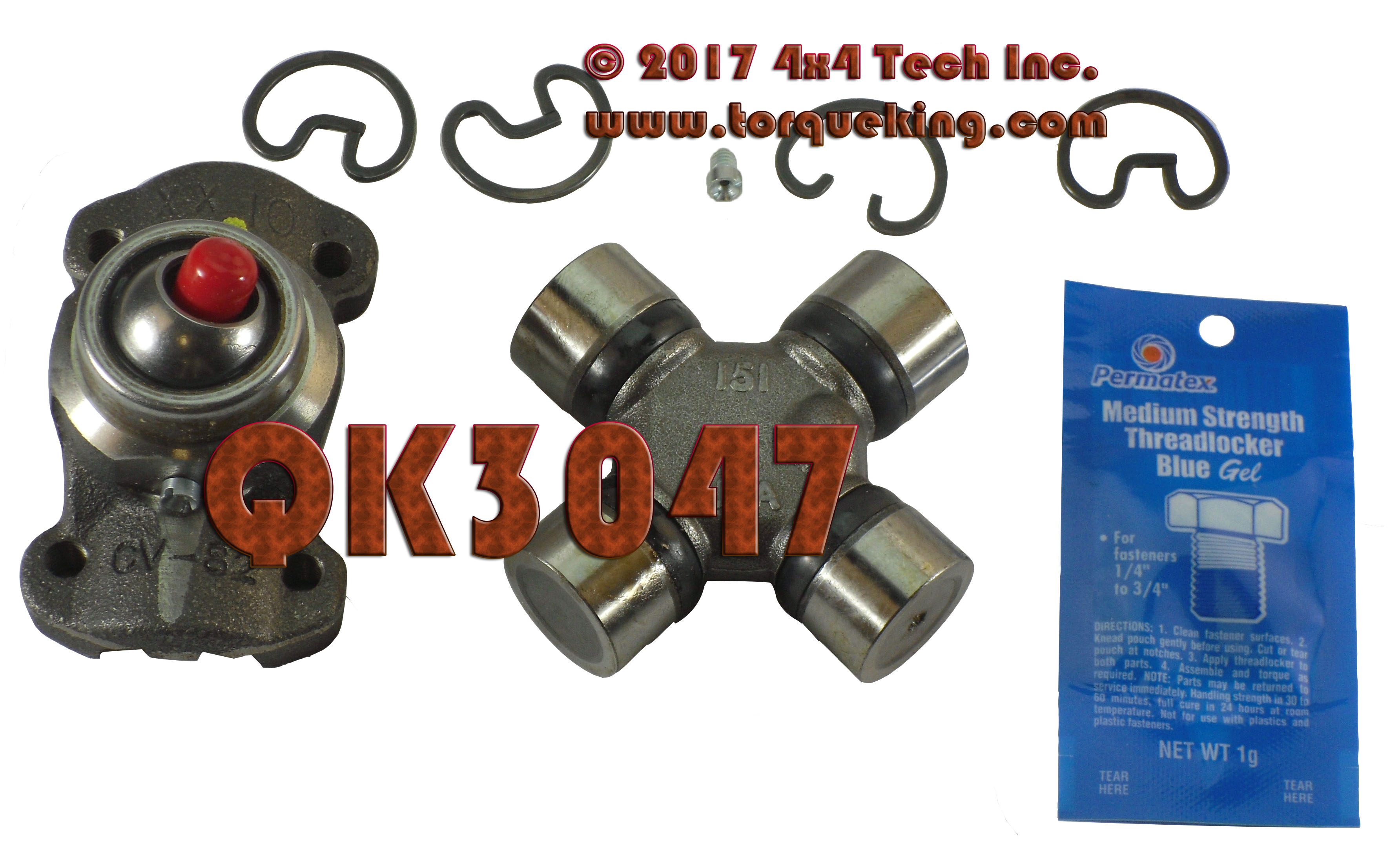 qk3047 - Torque King 4x4