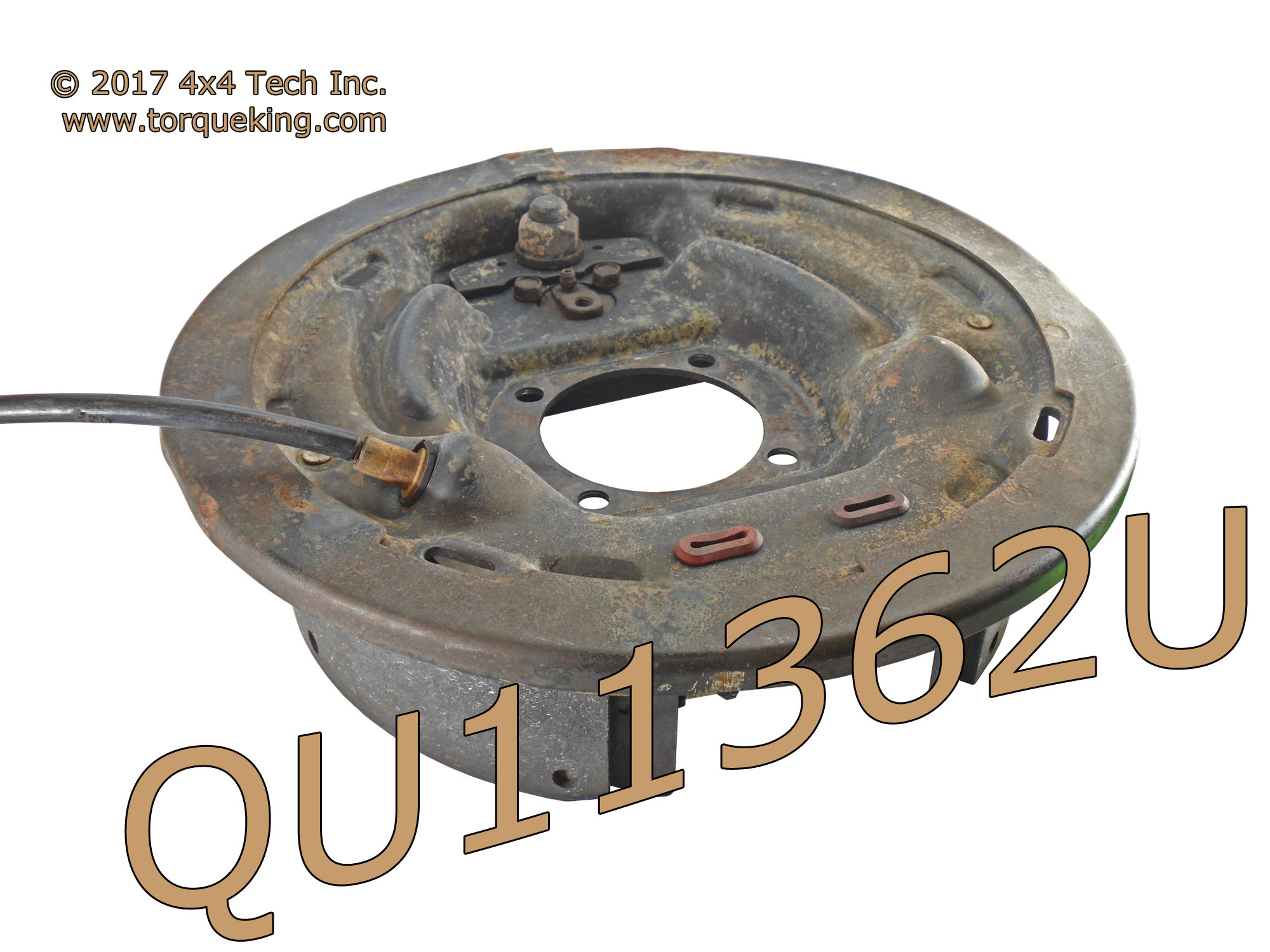 Qu Usj on 2000 Dodge 2500 Rear Drum Brakes