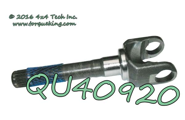 Qu40920 torque king 4x4 for Dana motors billings mt