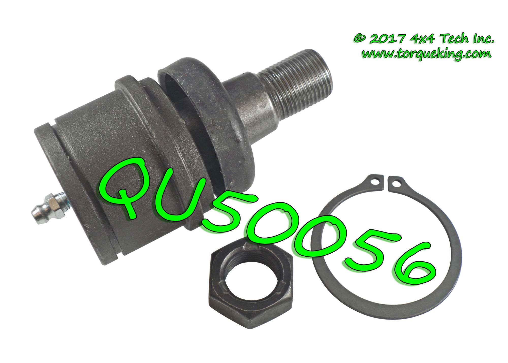 Ford50ifs1983 1997 Torque King 4x4 1995 Ford E350 Steering Column Diagram Qu50056 Premium Greaseable Lower Ball Joint With Hardware For 1983 Dana 50 Ifs Front Axles