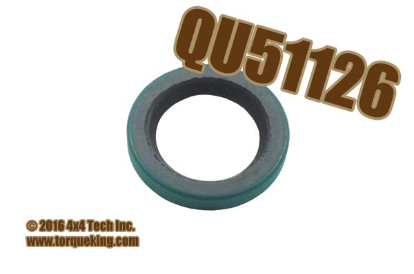 qu51126 input seal for 1986 5-1991 dodge new process np435 4 speed manual  transmissions with ball type input bearings