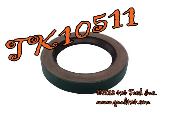 tk10511 input seal for ford and most dodge new process np435 4 speed manual  transmissions  tk10511 fits all 1965-1987 ford and 1966-1986 5 dodge trucks  up